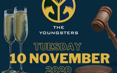 3rd edition of The Youngsters on Tuesday 10 November 2020