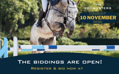 Online biddings are open – register & join the bidding!