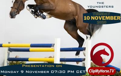 Tonight at 07:30 PM CET presentation on ClipMyHorse.TV