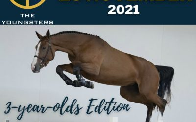 The Youngsters Auction is back!  4th edition on Tuesday 23 November 2021